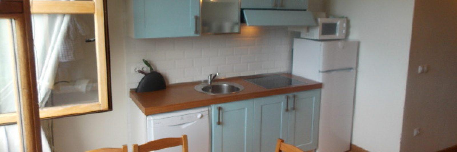 Cocina apartamento Cabrales