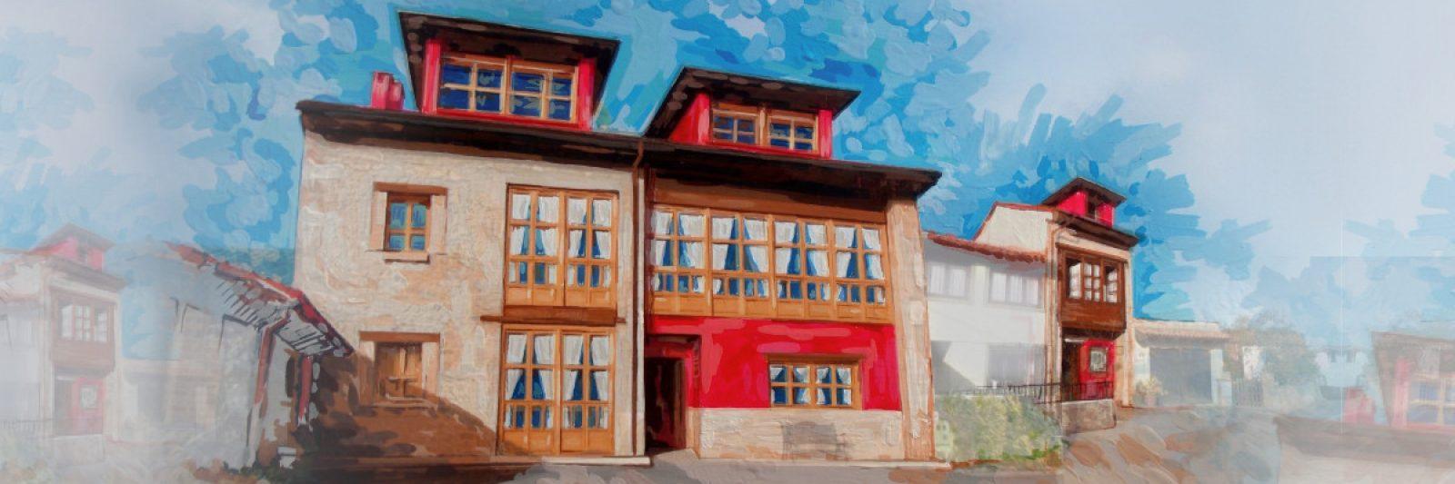 Pintura de Hotel Vallanu