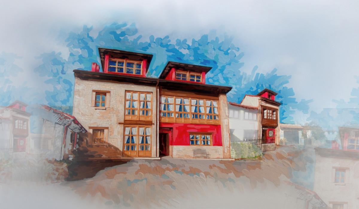 Alojamientos Vallanu